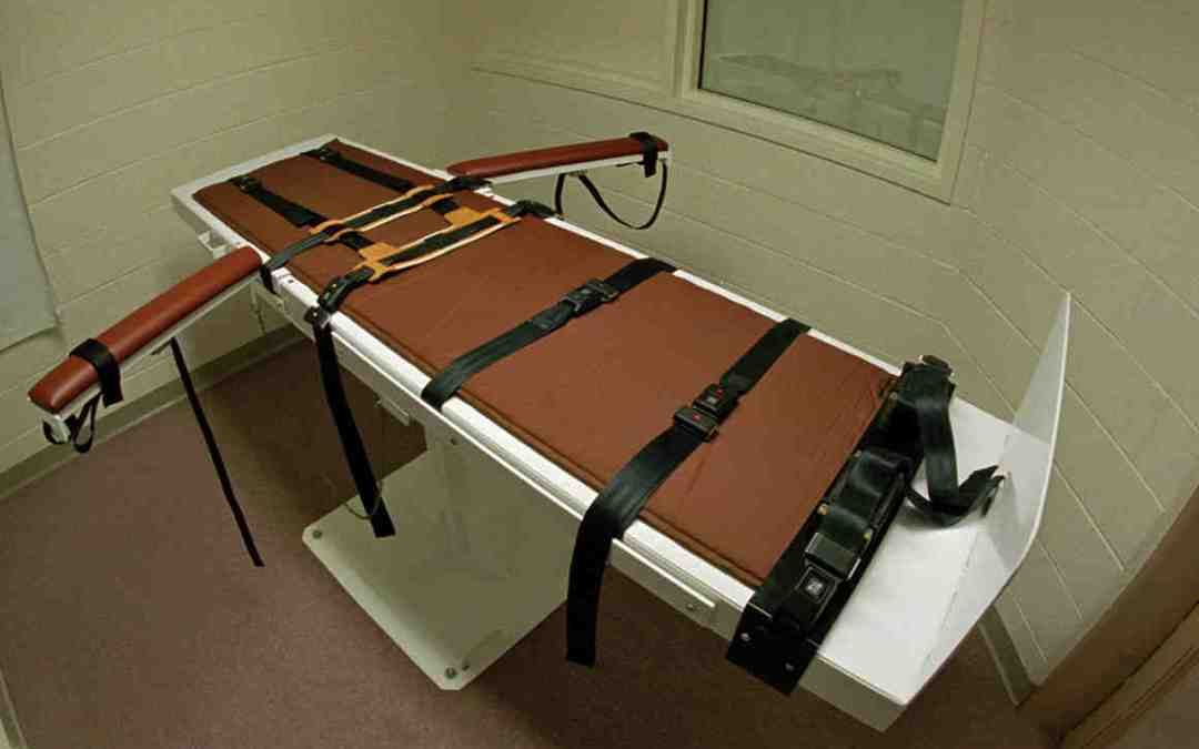 An odd coalition opposes the death penalty