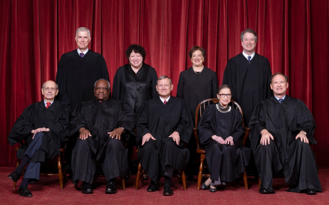 On gerrymandering, at least the Supreme Court is consistent