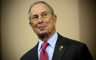 Bloomberg's transformative campaign