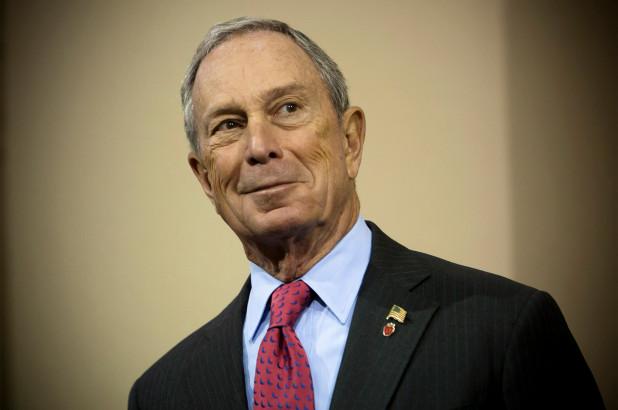 Bloomberg's transformative campaign