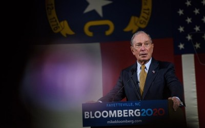 It's time for Bloomberg to drop out