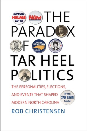 The best book about NC politics published this century