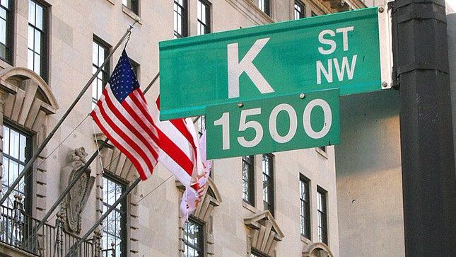 K Street is Eviscerating Joe Biden's Agenda