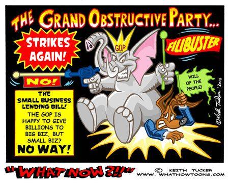 GOP-fillibuster