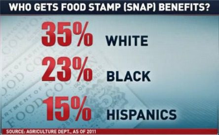 College Students On Food Stamps Statistics