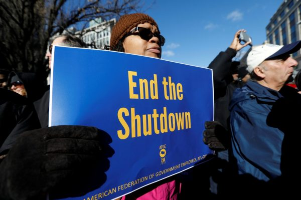 Republicans Are Panicking As Trump's Shutdown Continues