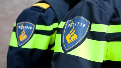 Nieuwe uniform politie