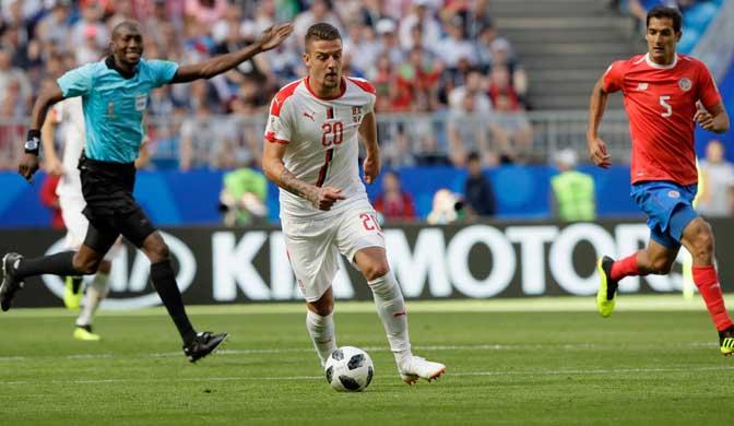 ПРОЈЕKТИЛ KОЛАРОВА ЗА РАДОСТ СРБИЈЕ: Орлови сјајни против Kостарике на премијери на Светском првенству! (ФОТО) 3