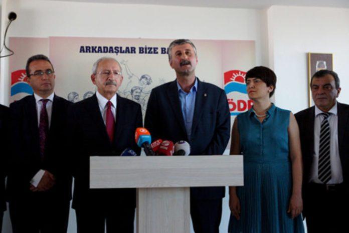 CHP MYK'dan Alper Taş kararı