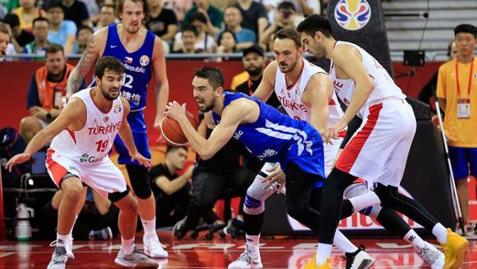 Türkiye A Milli Basketbol Takımı turnuvaya veda etti