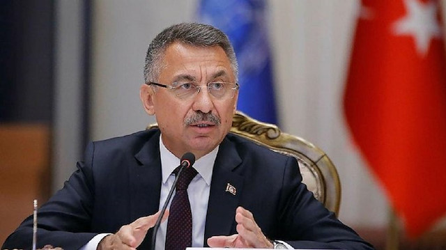Cumhurbaşkanı Yardımcısı Fuat Oktay'dan Kılıçdaroğlu hakkında suç duyurusu