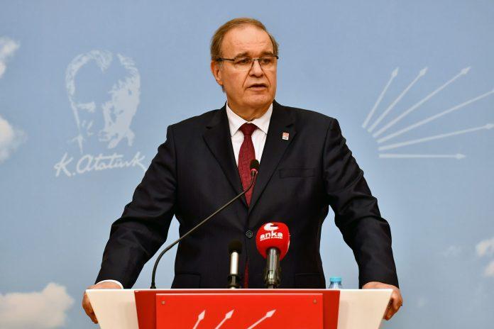 """CHP'li Öztrak: """"Siyasette kandırılmış olmak bir mazeret değildir"""""""