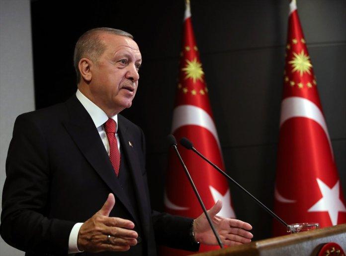 Erdoğan: Giresun'daki vergi mükelleflerimizi 30 Kasım 2020'ye kadar mücbir sebep hali kapsamına alıyoruz