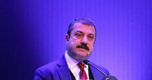 """Merkez Bankası Başkanı Kavcıoğlu: """"Görev değişimi bir kısım arkadaşın kendi tercihi"""""""