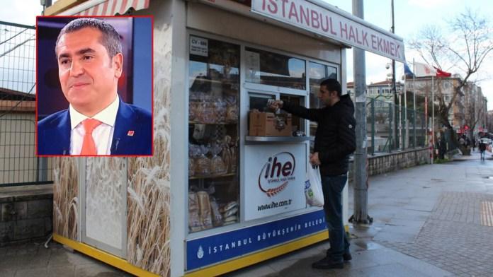İBB Halk Ekmek Yönetim Kurulu Başkanvekili, tehdit edildiğini açıkladı