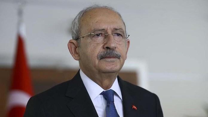 Kılıçdaroğlu'ndan şehit Piyade Uzman Çavuş Halil Çelebi'nin ailesine başsağlığı