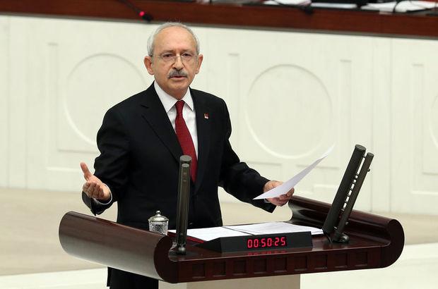 """Kılıçdaroğlu'ndan Erdoğan'a: """"Bu ülkenin evlatlarını rahat bırak"""""""