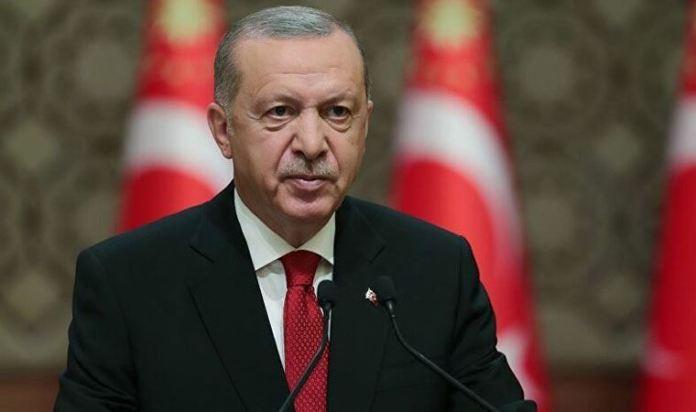 """Erdoğan'dan Kılıçdaroğlu'na: """"Bize sığınan Allah'ın kullarını katillerin kucağına atmayız"""""""