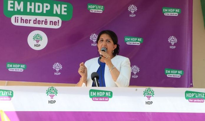 """HDP'li Buldan: """"Seçimde HDP farklı bir tavır takınırsa bunun sorumlusu HDP olmayacak"""""""