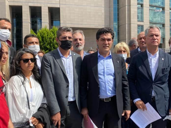 İYİ Partili Kavuncu'dan Cahit Özkan'a suç duyurusu