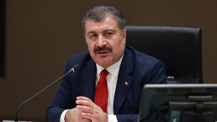 Bakan Koca'dan Oğuzhan Asiltürk'ün vefatına ilişkin açıklama
