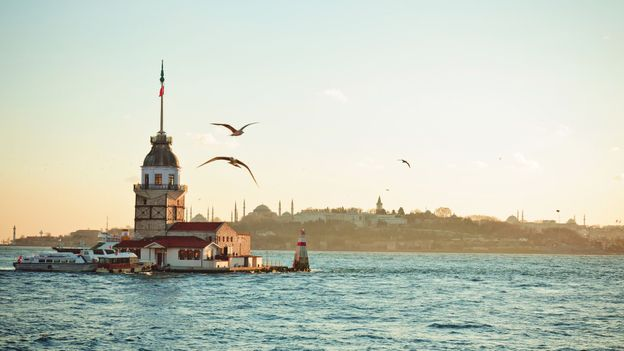 İstanbul alınalı…