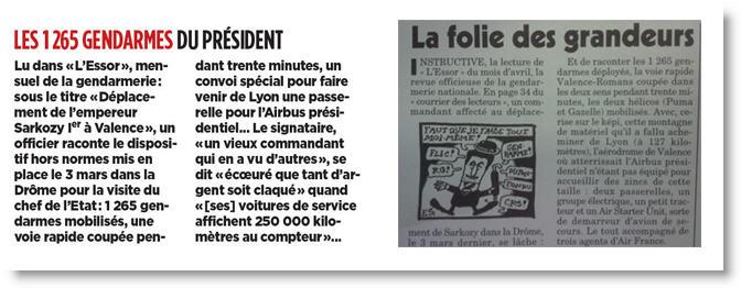 Sarkozy dans la Drôme
