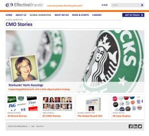 EffectiveBrands CMO Stories