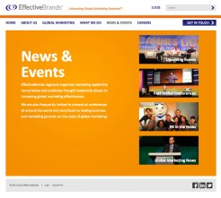 EffectiveBrands News & Events