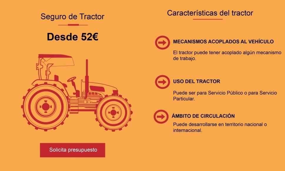 Seguro para Tractores