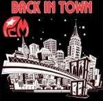 Cover:Back In Town