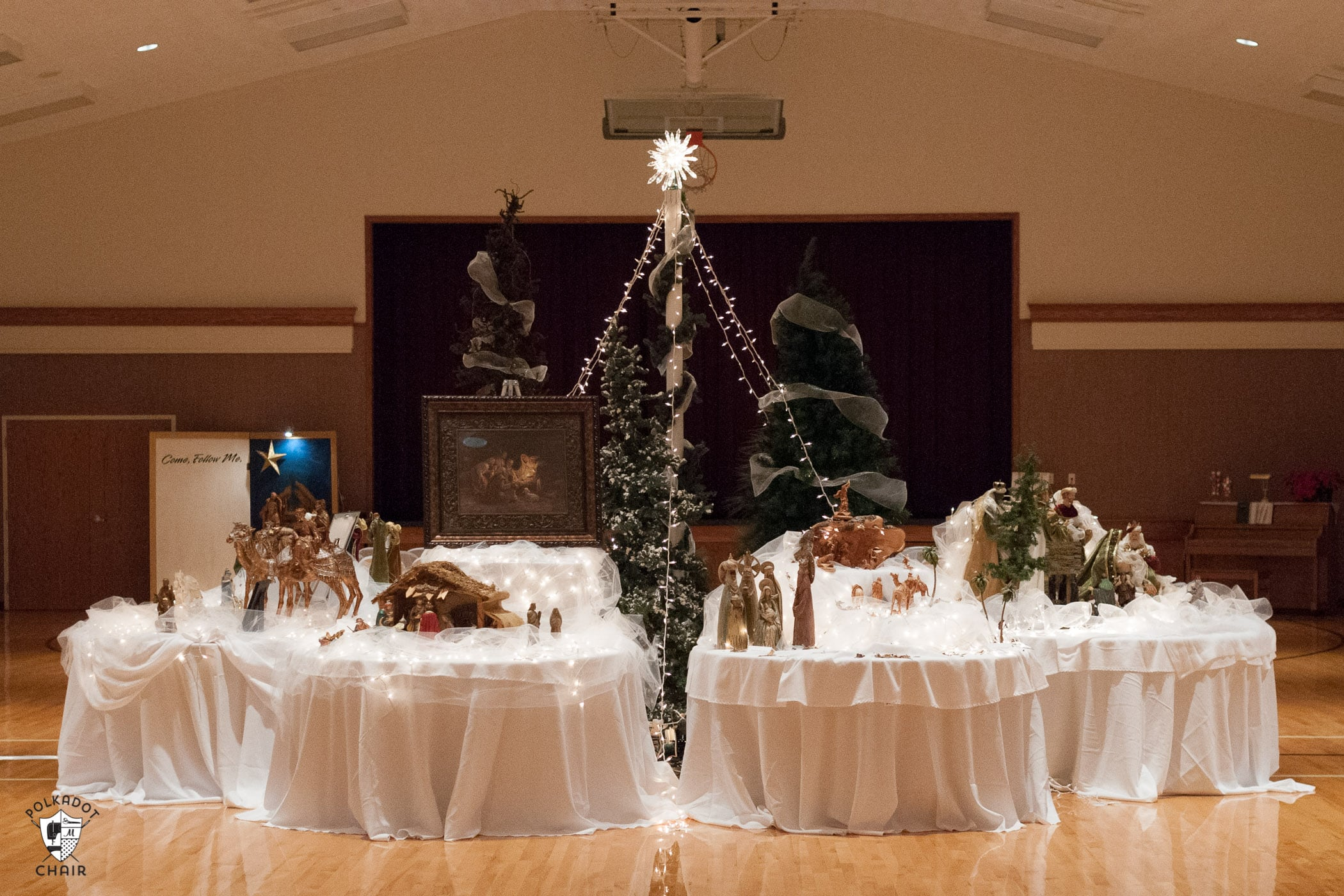 Tips For Planning A Festival Of Nativities The Polka Dot Chair