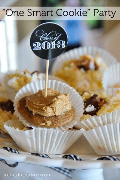 One Smart Cookie Graduation Party Ideas