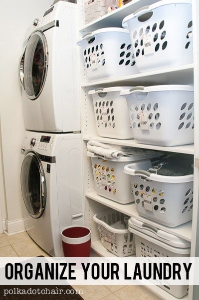 Laundry Room Ideas for storage and organization on Laundry Room Shelves Ideas  id=21401