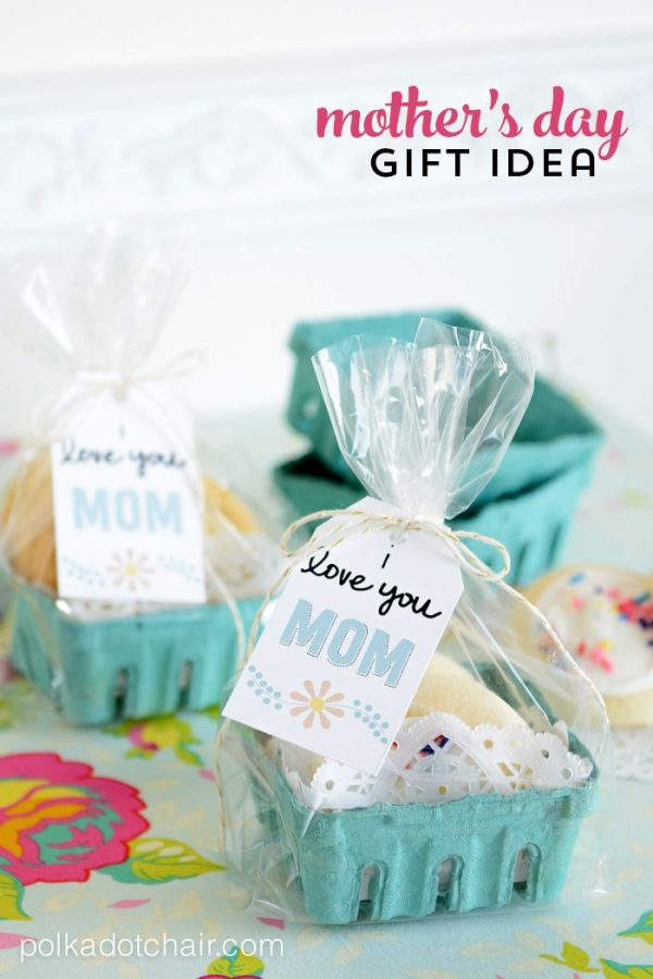Easy Mother's Day Gift Ideas on Polka Dot Chair Blog