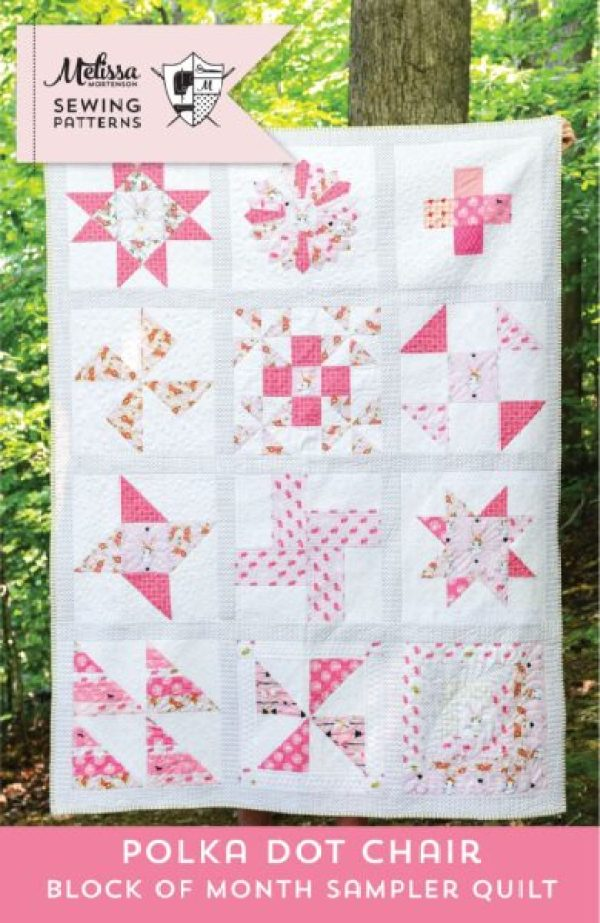 How to make a plus quilt block