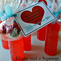 Kisses and a Squeeze Valentine Gift