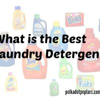 What is the Best Laundry Detergent?