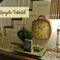 Spring 2016 Thrift Store Upcycle