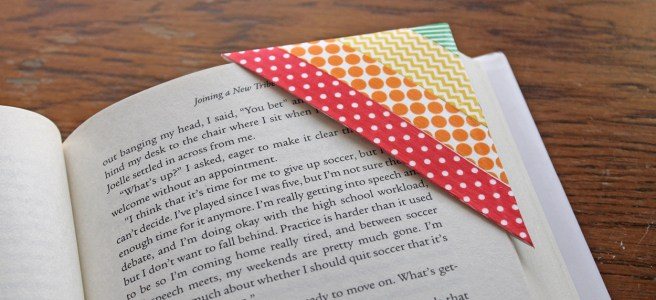 washi tape | polka dots and picket fences