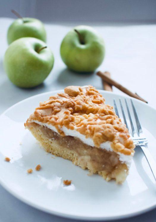 torta di mele polacca