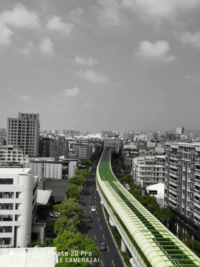 交通上步行3分即達捷運綠線櫻花文心( G8a)站。過一站達台中市政府(G9)站