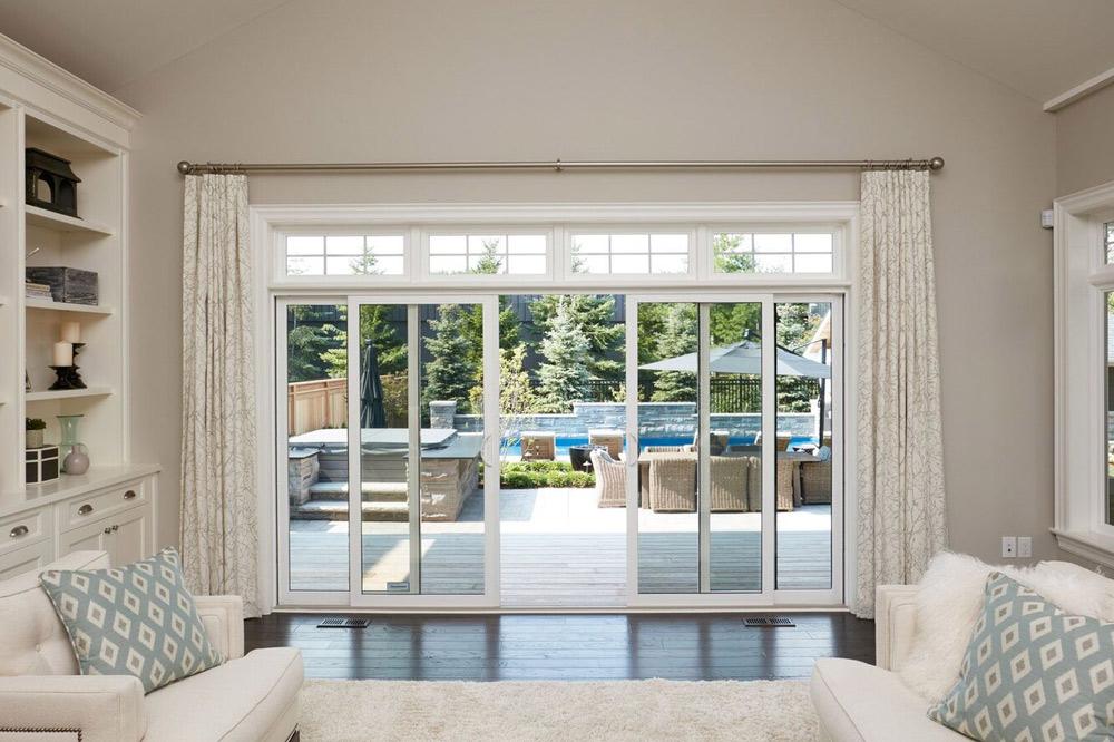 sliding patio doors advantage line