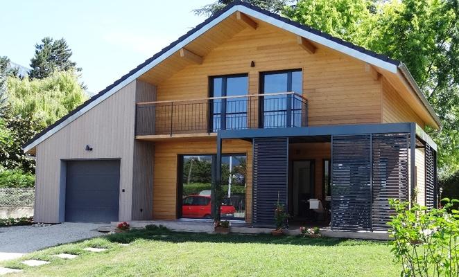 Maisons Ossature Bois Savoie | Ventana Blog