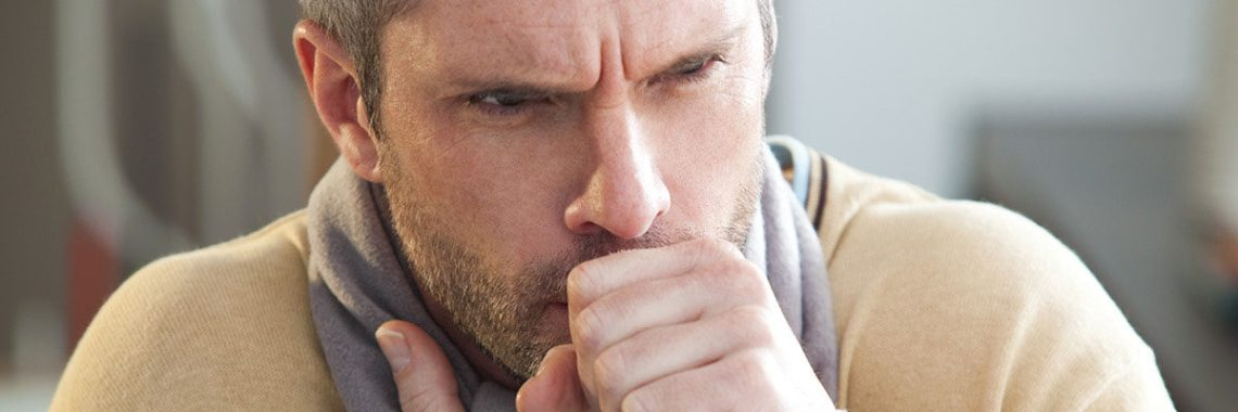 Health Tip: What's Behind That Cough?   Pollen.com
