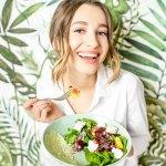 dieta przy trądziku różowatym