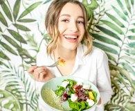 Odpowiednia dieta w walce  z trądzikiem różowatym
