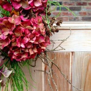 Pollendine's DIY wreath workshops