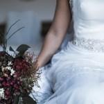 british flowers wedding december