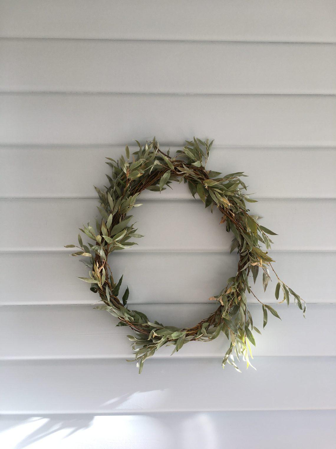 Norway in Autumn – so, wreaths!